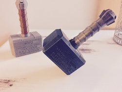 Thor Thors Hammer | Toy | Prop | Baby's First Mjolnir | Rattle | Mini | Cosplay
