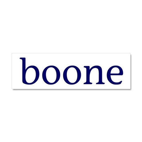 BOONE NC North Carolina | Window | Car | Decal | Sticker | Vinyl (multiple Colors)