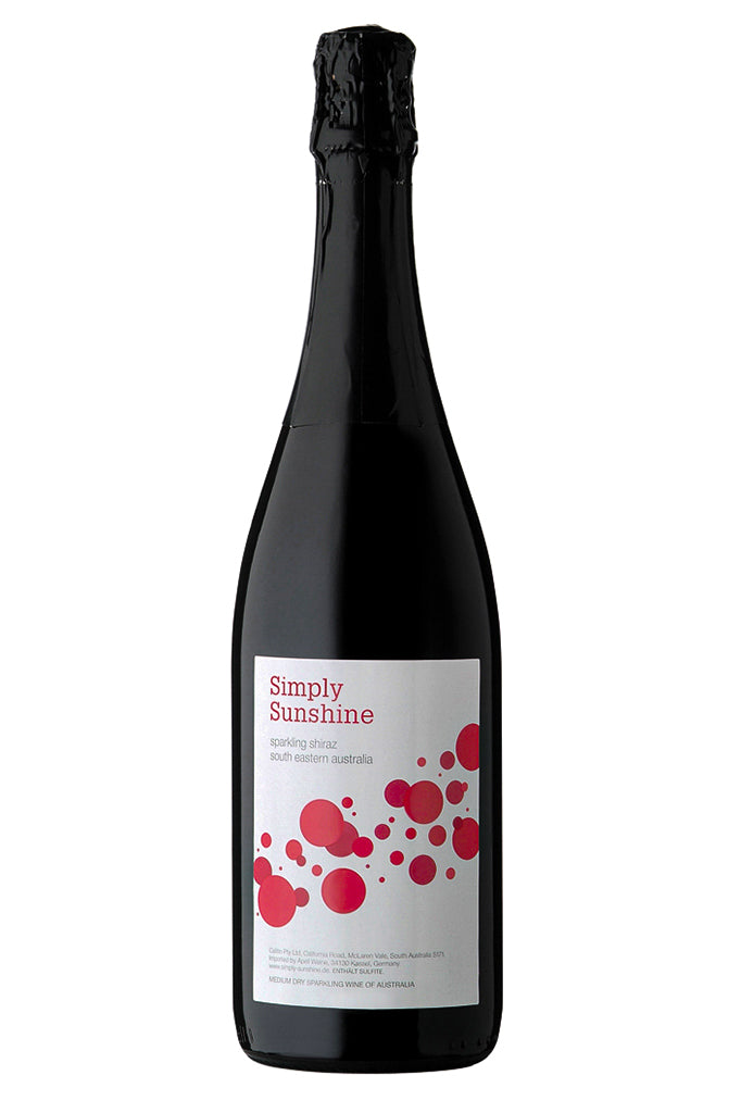 Simply Sunshine Bubbly Sparkling N.V. • Rotwein • Australien • South Australia • 750 ml