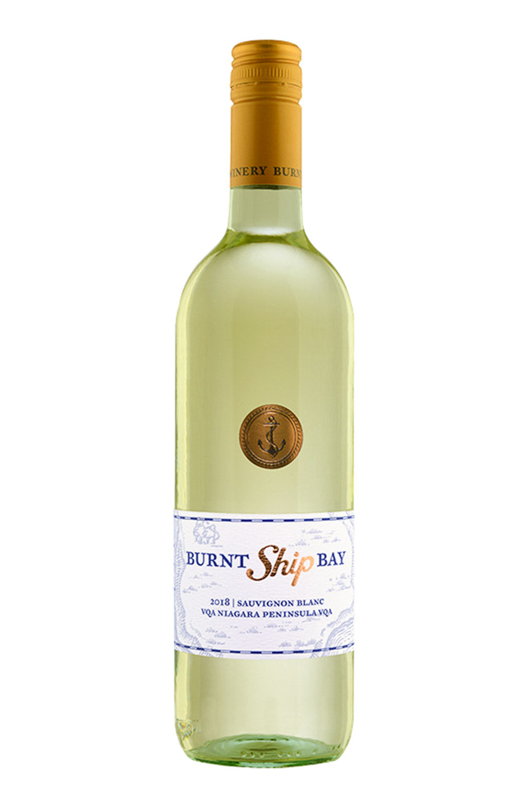 burnt ship bay estate winery sauvignon blanc 2017
