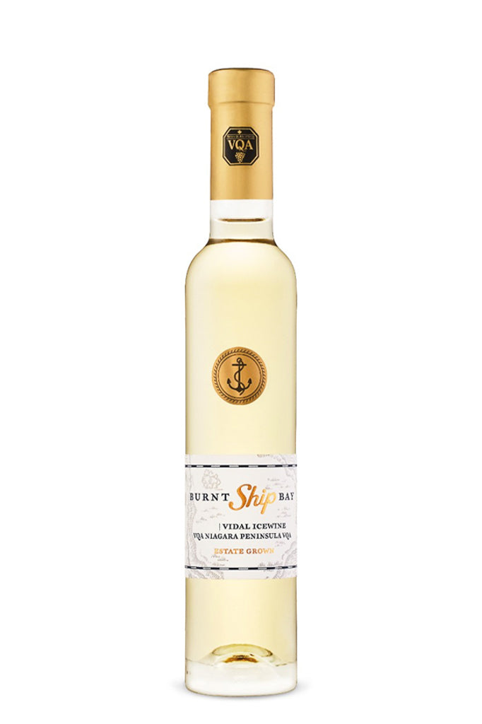 burnt ship bay estate winery vidal icewine 2015