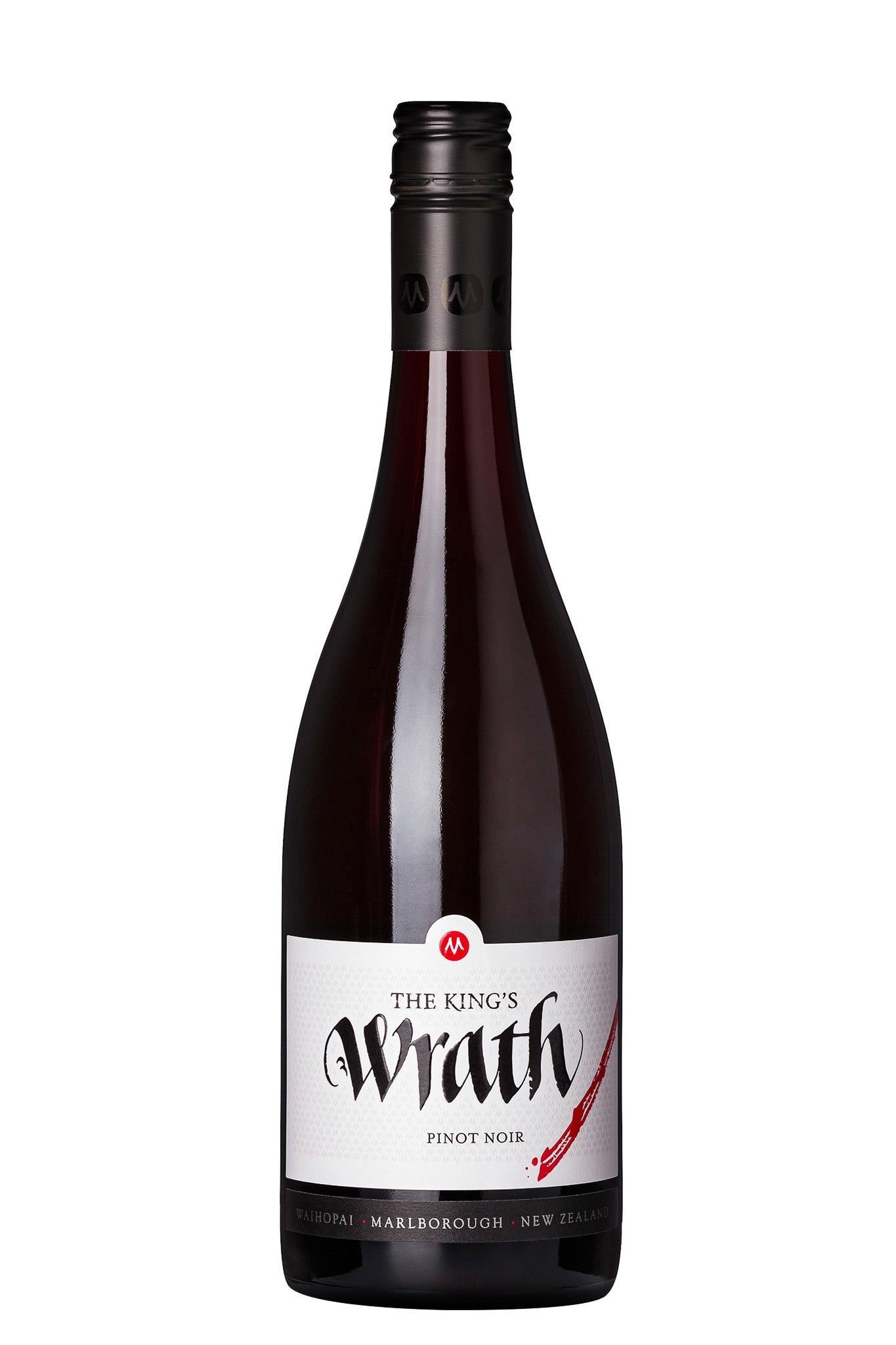Marisco Vineyards The King's Wrath Pinot Noir 2017 • Rotwein • Neuseeland • Hawkes Bay • 750 ml