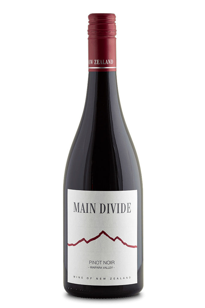 Pegasus Bay Main Divide Pinot Noir 2015 • Rotwein • Neuseeland • Waipara Valley • 750 ml