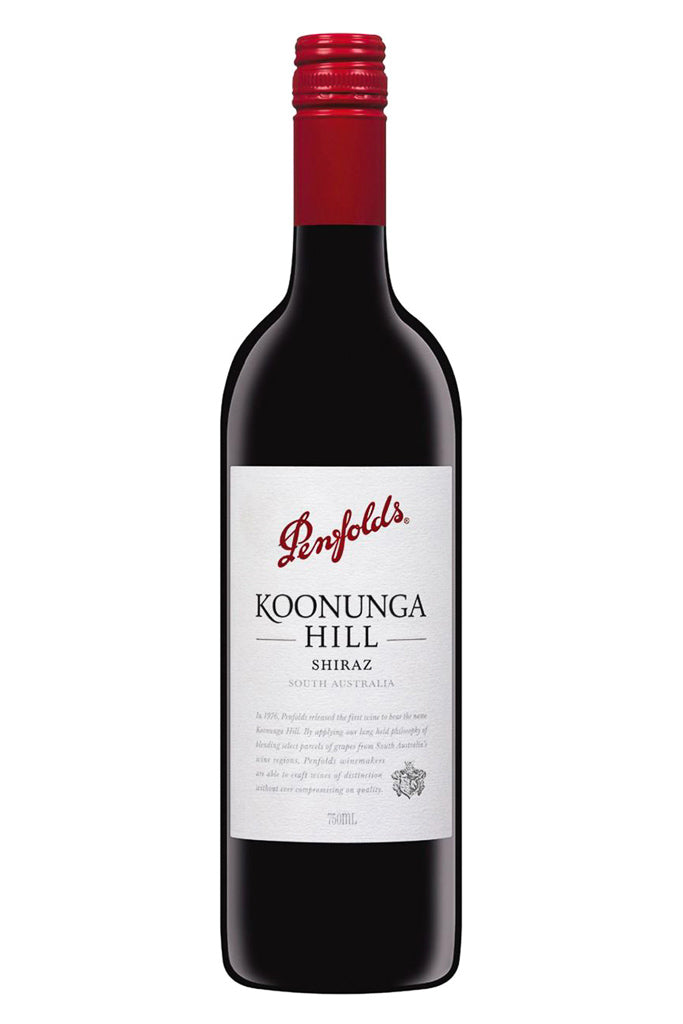 Penfolds Koonunga Hill Shiraz 2018 • Rotwein • Australien • Barossa Valley • 750 ml