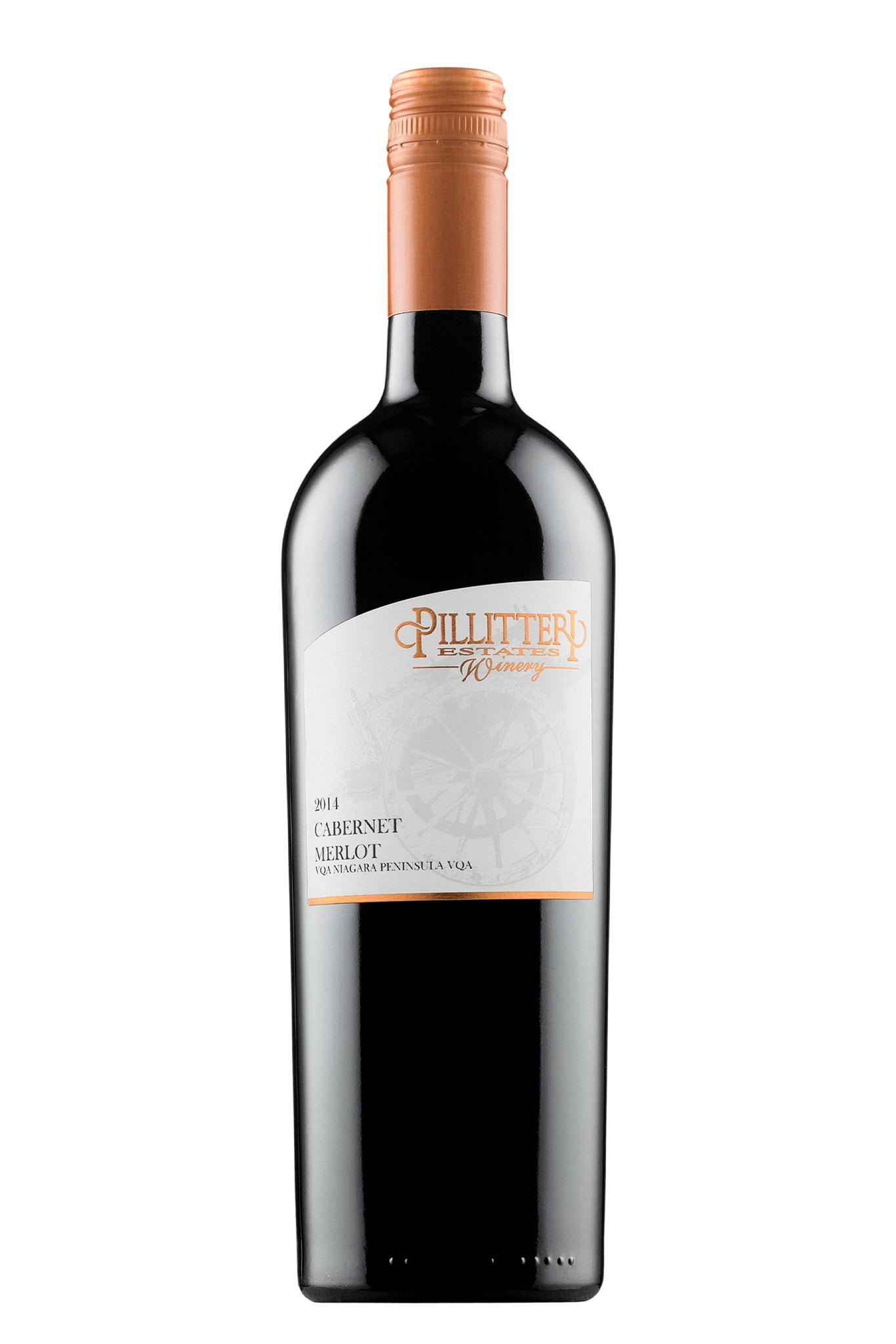 Pillitteri Estates Winery Cabernet / Merlot 2014 • Rotwein • Kanada • Niagara on the Lake • 750 ml