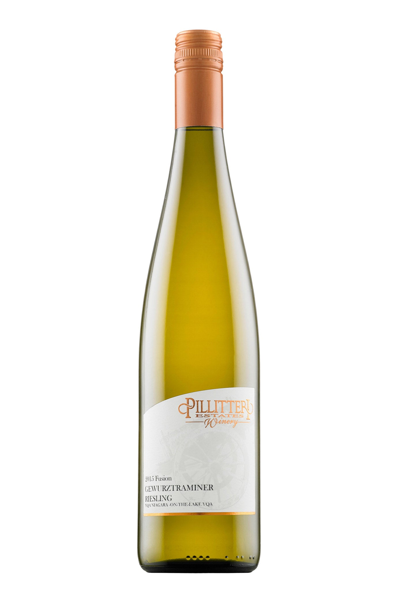Pillitteri Estates Winery Gewürztraminer / Riesling 2017 • Weisswein • Kanada • Niagara on the Lake • 750 ml