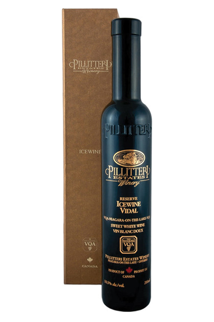 Pillitteri Estates Winery Reserve Vidal Icewine • Weisswein • Kanada • Niagara on the Lake • 200 ml