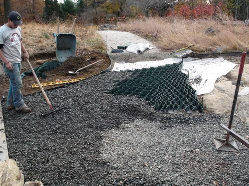 Mud Management Grid - 9' x 24' x 3""