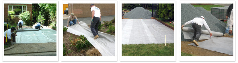 DuPont Geotextile Fabric - SF-20 - (6.25' x 300')