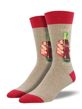 Men's Ice Cold Socks - Hemp