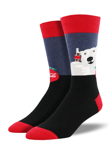 Men's Cheers Socks - Blue
