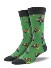 Men's This Band Is Bananas Socks - Green