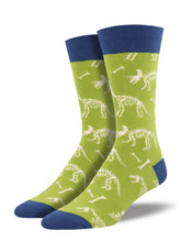Men's Can You Dig It Socks - Green