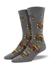 Men's Griffin Socks - Grey