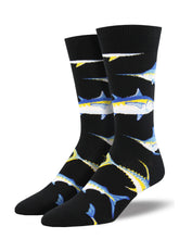 Men's Just For Sport Socks - Black