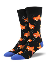 Men's Sofishticated Socks - Black