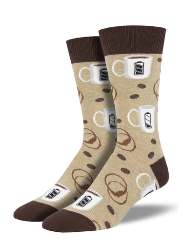 Men's Refuel Socks - Hemp Heather