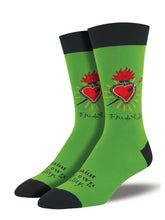 Men's Frida Socks - Green