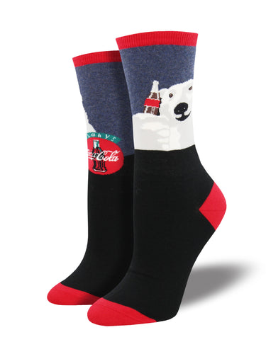 Women's Cheers Socks - Navy