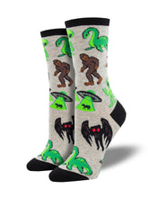 Cryptids Socks