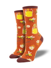 "Women's ""Bee My Honey"" Socks"