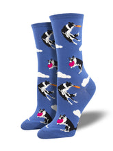 "Women's ""Catch Your Drift"" Socks"