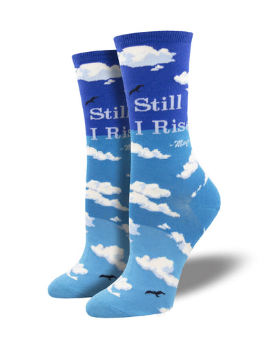 Women's Still I Rise Socks