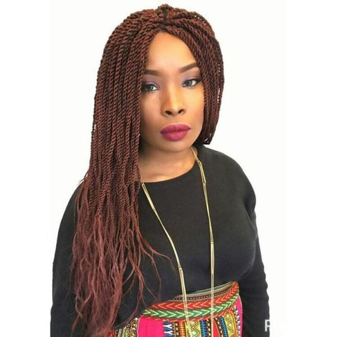 Twist Braided Wig Colour 35