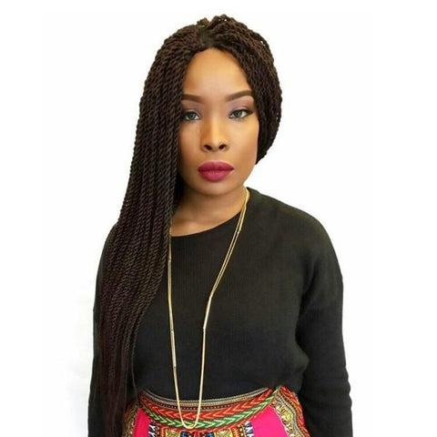 Twist Braided Wig 33