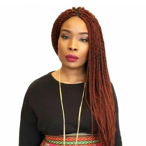 Twist Braided Wig Colour 350