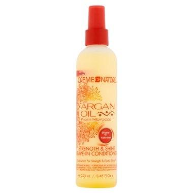 CREME OF NATURE ARGAN OIL LEAVE IN CONDITIONER 250ML