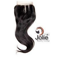 Brazilian Remy Virgin Human Hair Straight Closure