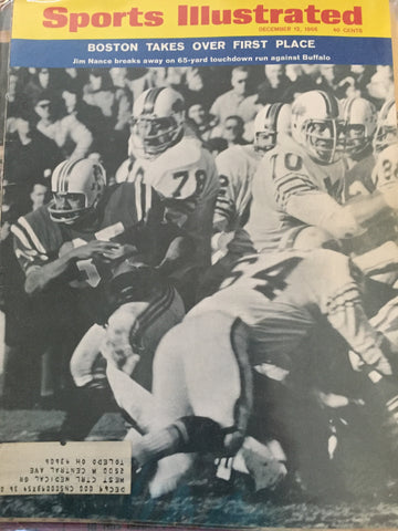 December 12, 1966 Sports Illustrated