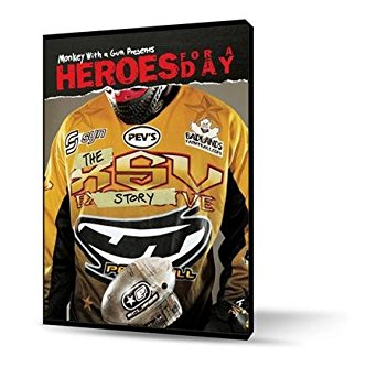 Heroes For A Day: The XSV Story DVD