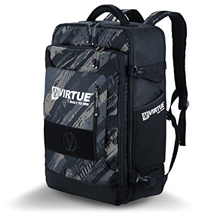 Virtue Gambler Backpack - Gray