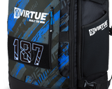 Virtue Luggage Velcro Number Patch