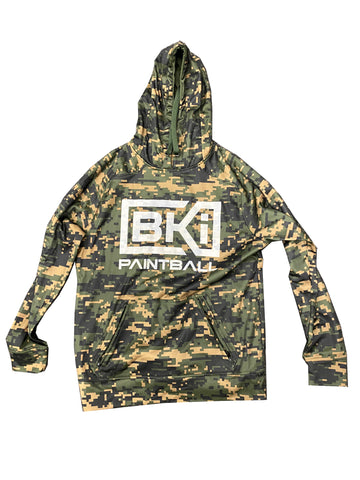 BKI Premium Sweatshirt - Digi Jungle