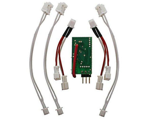 Destructive Customs RF Harness