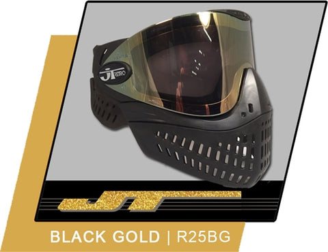 Empire E-Flex RETRO-25 - Black/Gold