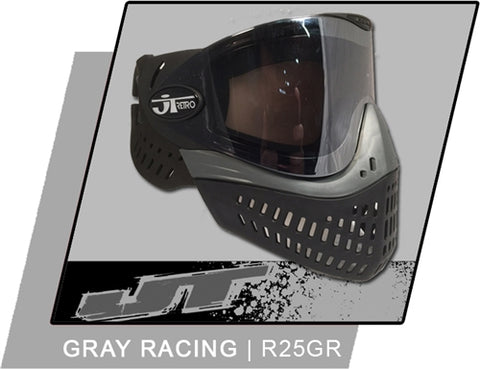 Empire E-Flex RETRO-25 - Grey Racing