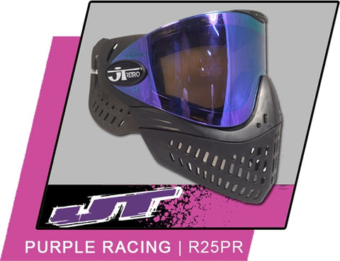 Empire E-Flex RETRO-25 - Purple Racing