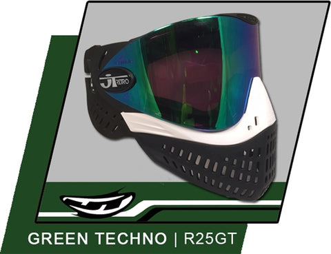 Empire E-Flex RETRO-25 - Green Techno + Extra Thermal Lens