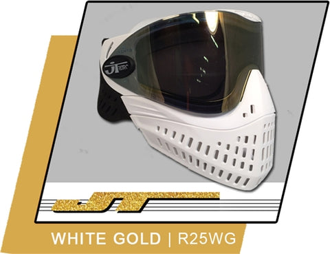 Empire E-Flex RETRO-25 - White Gold