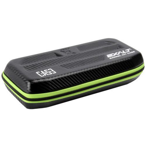 Exalt Barrel Case - Black/Lime