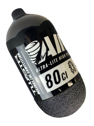 TWSTR AIR-80 UL 80/4500 - Black/White (Bottle Only w/ GRYP)