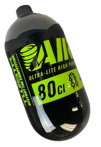TWSTR AIR-80 UL 80/4500 - Black/Lime (Bottle Only)