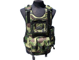 GenX Deluxe Tactical Vest