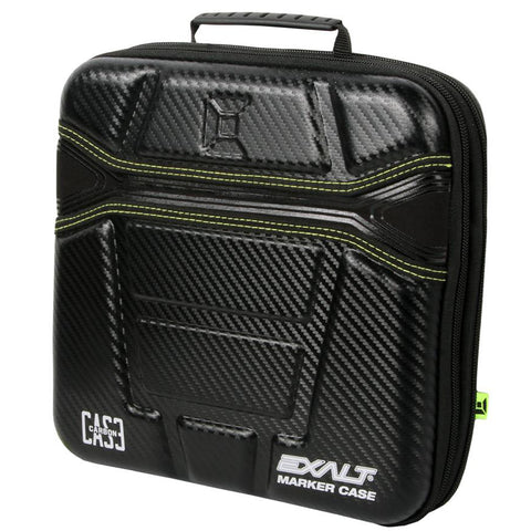 Exalt Hard Marker Case - Black/Lime