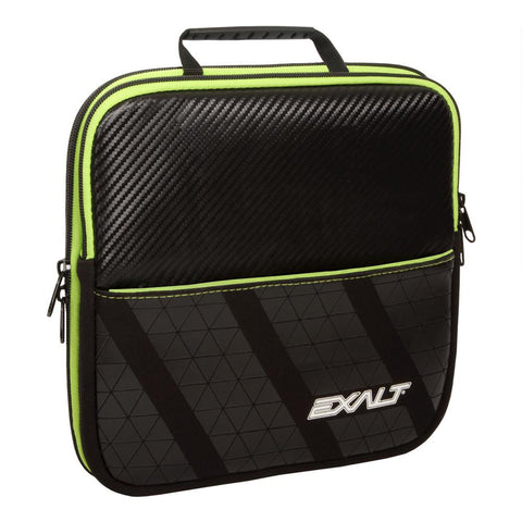 Exalt Marker Bag - Black Lime