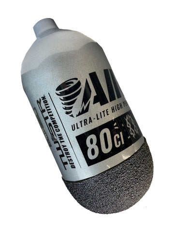 TWSTR AIR-80 UL 80/4500 - Metallic Grey/Black (Bottle Only w/ GRYP)